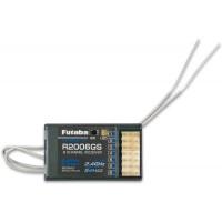 Receptor 2,4Ghz de 6 canales
