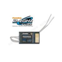 Receptor 2,4Ghz de 9 canales