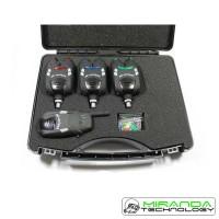 MK conjunto alarmas 1:1 System 3+1