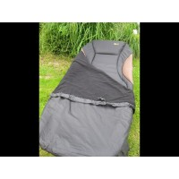 CM Manta impermeable Bed Chair Black Line