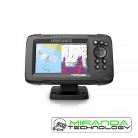 Lowrance Sonda GPS Plotter Elite-7 Ti2 + Active Imaging 3 in 1